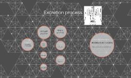 Excretion process GOOD