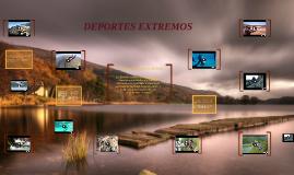 Copy of DEPORTES EXTREMOS