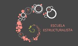 Copy of ESCUELA ESTRUCTURALISTA