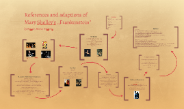 References to Frankenstein