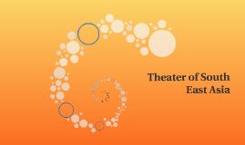 Theater of South East Asia