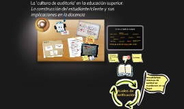 La 'cultura de auditoría' en la educación superior: