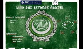 Liga dos estados árabes