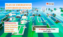 Copy of Plan de Emergencia Universidad INACAP