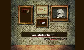 Socialistische zuil