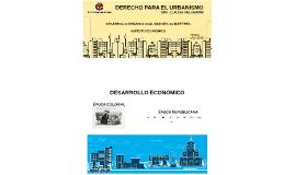 DERECHO PARA EL URBANISMO
