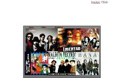 Historia del rock mexicano