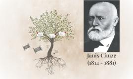 Jānis Cimze