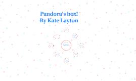 Pandora's box!