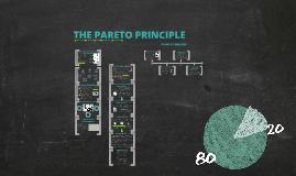 Pareto Principle - view in full screen mode, please!