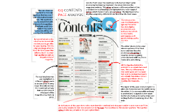 Copy of GQ Contents Page Analysis