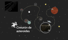 Cinturion de asteroides