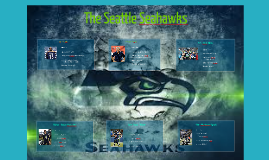 Copy of  The Seattle Seahawks