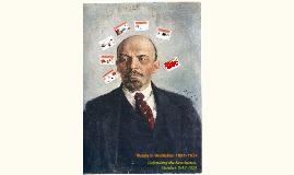 Russia in Revolution 1894-1924: Defending the Revolution, October 1917-1924