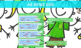 Copy of GEDIG – DIE NUWE KIND – Pieter strauss
