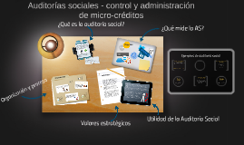 Auditoría social