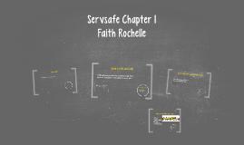 Servsafe Chapter 1