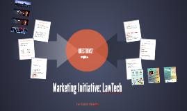 Marketing Initiative: LawTech