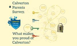 Calverton Parents Survey