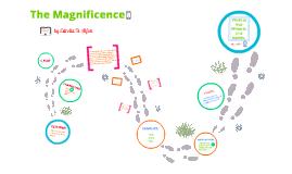 Copy of Copy of The Magnificence by Estrella Alfon