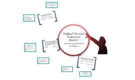 Public/Private/Voluntary Sector