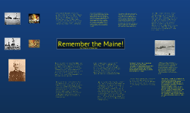 Remember the Maine!!!!!!!!!!!!!