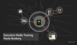 Executive Media Training