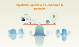 Copy of Equilibrio,Equilibraje en una barra y palancas