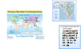 Historia Mundial Contemporanea 3.2