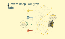 How to keep Lampton safe.