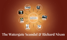 What was the Watergate Scandal?