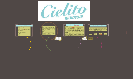 Copy of Copy of Cielito Querido