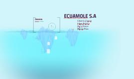 ECUAMOLE S.A