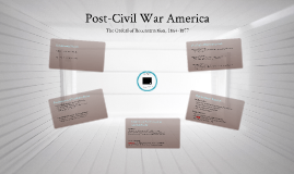 Post-Civil War America:  Ordeal of Reconstruction