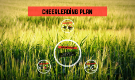 Cheerleading plan