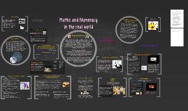 Maths v Numeracy