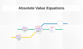 Absolute Value Equaions