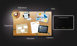 Copy of Desktop CV (template source)