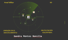 Sandra Montes Bonilla