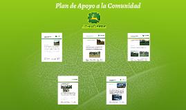 Plan de Apoyo a la Comunidad