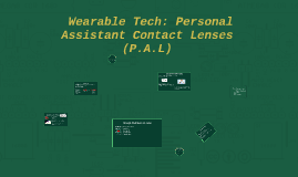 Holograms on Watches or Personal Assistant Contact Lenses