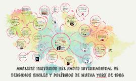 Copy of Análisis Histórico del Pacto Internacional de Derechos Civil