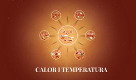 CALOR I TEMPERATURA