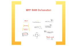 MPP RGS Defamation