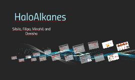 Copy of Haloalkanes