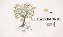 Copy of EL MATRIMONIO