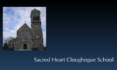 Art Sacred Heart Cloughogue Church