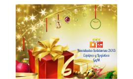 Navidades Solidarias GyM 2013