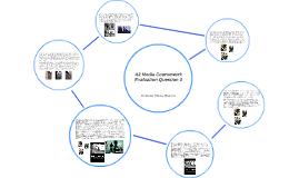 A2 media coursework evaluation