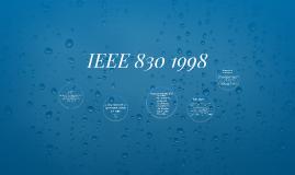 IEEE 830